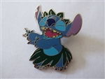 Disney Trading Pin 107004: Stitch Booster Pack - hula stitch only