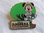 Disney Trading Pin 107032: Animal Kingdom Mystery Collection - Mickey Only