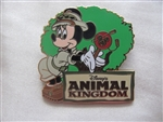 Disney Trading Pin 107033: Animal Kingdom Mystery Collection - Minnie Only