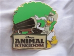 Disney Trading Pin 107035 WDW - Animal Kingdom Tree of Life Mystery Collection - Donald ONLY