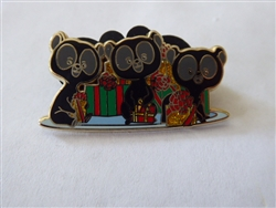 Disney Trading Pin  107064 DSSH - Toys for Tots - Brave Bears - 2014