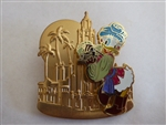 Disney Trading Pin 107086 DCA - Carthay Circle Theater - Annual Passholder - Daisy Duck