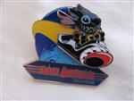 Disney Trading Pin 107100: Retro Space Mountain Stitch