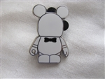 Disney Trading Pin 107202: Vinylmation Blank and Bow (2 Pin Set) - Blank ONLY