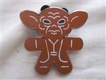 Disney Trading Pin 107221 Star Wars Gingerbread Mystery Collection - Yoda ONLY