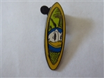 Disney Trading Pins 107228 DCL - Castaway Cay Surfboards Booster Set - Donald Duck ONLY