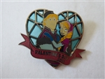 Disney Trading Pin 107301: Valentine's Day 2015 - Anna and Kristoff
