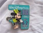 Disney Trading Pin 107331 WDW - 2015 10K Marathon - Minnie Mouse Logo