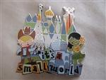 Disney Trading Pin  107461: It's A Small World Attraction Logo