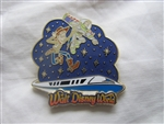 Disney Trading Pin  107537 WDW - Storybook Night Logo Series - Buzz & Woody With Monorail