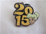 Disney Trading Pin  107587: Disney Parks - 2015 Dated Booster Set - Tinker Bell ONLY