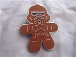 Disney Trading Pin 107861 Star Wars Gingerbread Mystery Collection - Stormtrooper ONLY