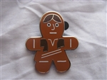 Disney Trading Pin 107865 Star Wars Gingerbread Mystery Collection - Han Solo ONLY