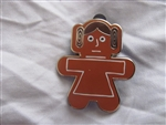 Disney Trading Pin 107866 Star Wars Gingerbread Mystery Collection - Princess Leia ONLY