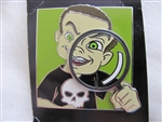Disney Trading Pin 107907: Villains In Frames Series - Sid
