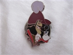 Disney Trading Pin 107910: Captain Hook