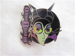 Disney Trading Pin 107921: Villains Attributes Mystery Collection - Maleficent ONLY