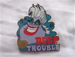 Disney Trading Pins  107924 Villains Attributes Mystery Collection - Ursula ONLY