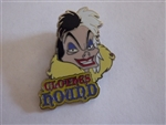 Disney Trading Pin 107927 Villains Attributes Mystery Collection - Cruella ONLY