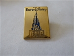 Disney Trading Pins 10797 EuroDisney BNP Castle - gold