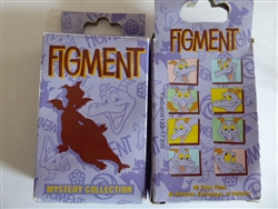 Disney Trading Pins 107987 WDW - Figment Close-Up Mystery Collection