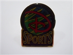 Disney Trading pin 108 WDW - Cast D Sports Logo