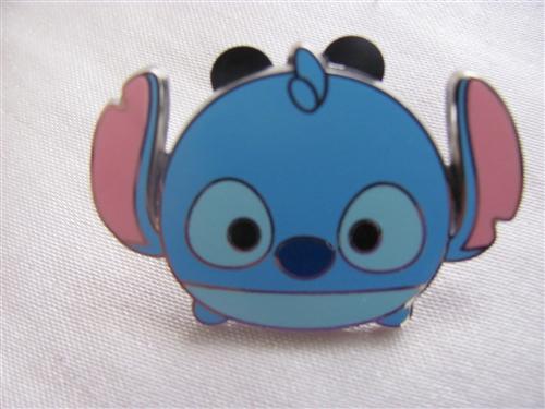 Disney Trading Pin 108011: Disney Tsum Tsum Mystery Pin