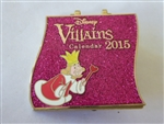 Disney Trading Pin 108162 DSSH - Villains Calendar - February - Queen of Hearts