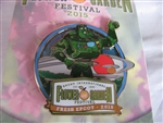Disney Trading Pin  108187 WDW - 2015 Flower and Garden Festival Buzz Lightyear