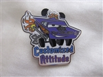 Disney Trading Pin 108261: Ramone Customized Attitude