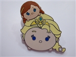 Disney Trading Pin 108278 HKDL - Tsum Tsum Booster Pack (Elsa & Anna ONLY)