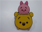 Disney Trading Pin 108279 HKDL - Tsum Tsum Booster Pack (Winnie the Pooh & Piglet ONLY)