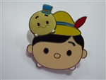 Disney Trading Pin 108280 Tsum Tsum Booster Pack (Pinocchio & Jiminy Cricket ONLY)