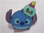 Disney Trading Pin 108281 HKDL - Tsum Tsum Booster Pack (Stitch & Scrump ONLY)