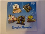 2015 WDW Parade of Memories Set - Annual Passholder - Commemorative Collection