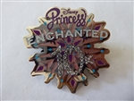 Disney Trading Pin 108306 2015 WDW Princess 1/2 Marathon - Enchanted 10K - Logo