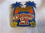 Disney Trading Pin 108330 DCL - Castaway Cay 2015