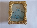 Disney Trading Pins  108368 DSSH - Cinderella with Die Cast Frame
