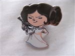 Disney Trading Pin 108414: Cute Star Wars Mystery Pin - Leia Only