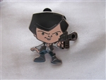 Disney Trading Pin 108416: Cute Star Wars Mystery Pin - Han Solo Only