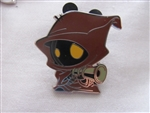 Disney Trading Pin 108422: Cute Star Wars Mystery Pin - Jawa only