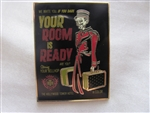 Disney Trading Pin 108439: WDW - Twilight Zone - Tower of Terror - Your Room is Ready