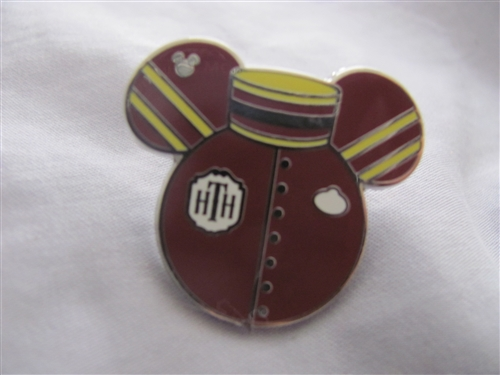 9fd2e931e54 Disney Trading Pins 108468 WDW - 2015 Hidden Mickey Series - Cast Member  Costumes - Tower of Terror