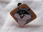 Disney Trading Pin 108470 WDW - 2015 Hidden Mickey Series - Character Sidekicks - Meeko