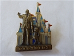 Disney Trading Pin Partners Statue (Walt Disney and Mickey Mouse)