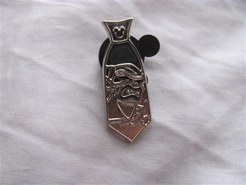 c3b2da48a169 Disney Trading Pin 108486 WDW/DLR - 2015 Hidden Mickey Series - Villain  Neckties - Chernabog CHASER