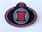 Disney Trading Pins 108518 What's My Name Badge - Black Widow