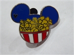 Disney Trading Pins 108536 DLR - 2015 Hidden Mickey Food series- Popcorn