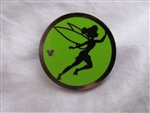 Disney Trading Pins 108550 DLR - 2015 Hidden Mickey Character Silhouettes - Tinker Bell