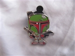 Disney Trading Pin  108552 Cute Star Wars Mystery Pin - Boba Fett Only